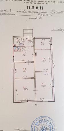 Продається будинок з земельною ділянкою 0,1га