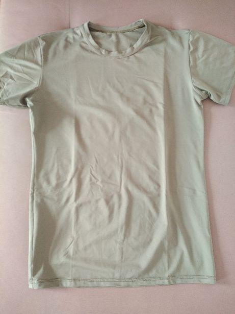 Koszulka termoaktywna rozmiar L kolor khaki