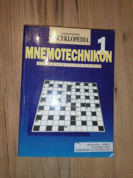 Mnemotechnikon szaradziarstwo encyklopedia kieszonkowa