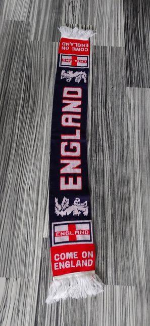 Anglia reprezentacja szalik