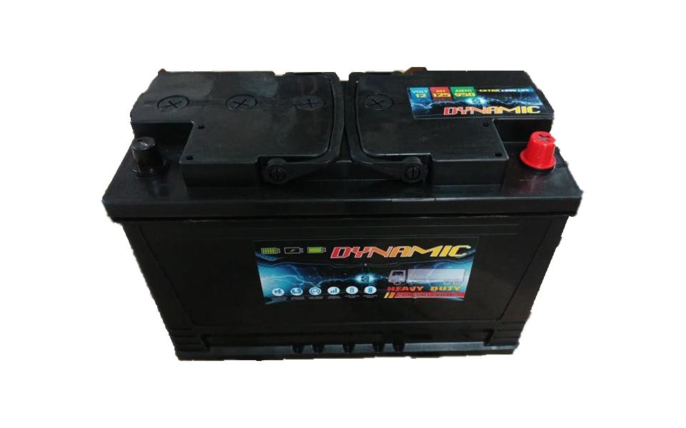 Akumulator DYNAMIC 12V 125Ah 950A Sandomierz