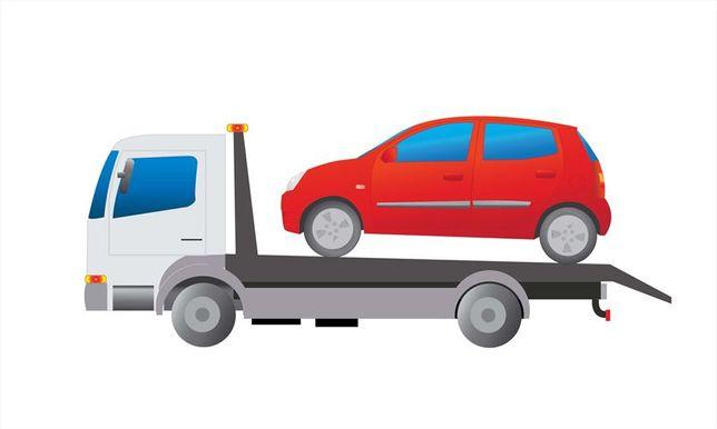 Laweta, reklama mobilna, pomoc drogowa, usługi transportowe,
