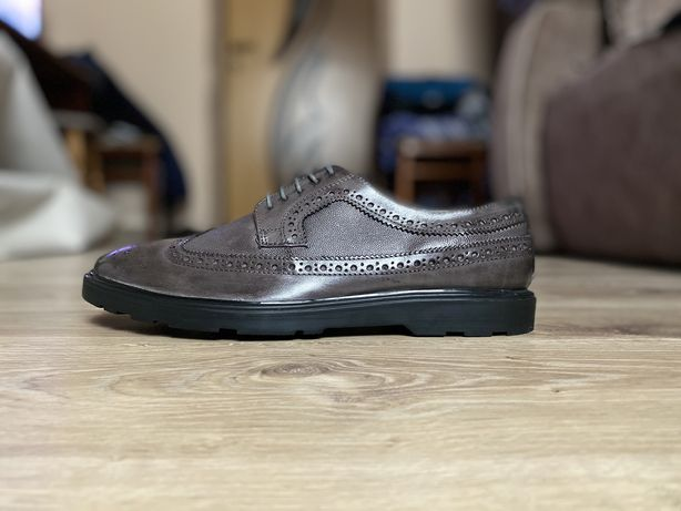 Silver Street Leather Lace Up Brogue