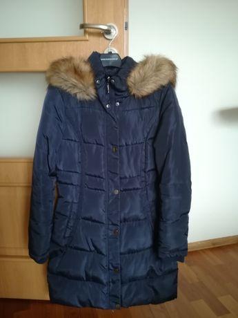 Zimowa kurtka - płaszczyk CARRY, roz. S