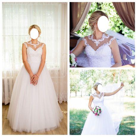 Свадебное платье - эксклюзивная Новинка!