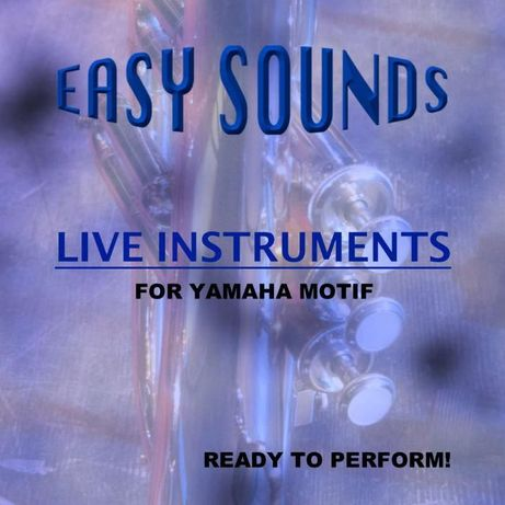 Yamaha Motif(XS,ES,XF,Mo,MOX,Montage) библиотеки звуков