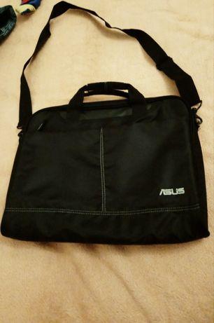 Czarna torba Asus