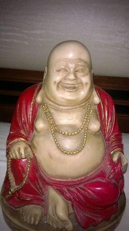 Escultura, do Buda da Felicidade , Oriental