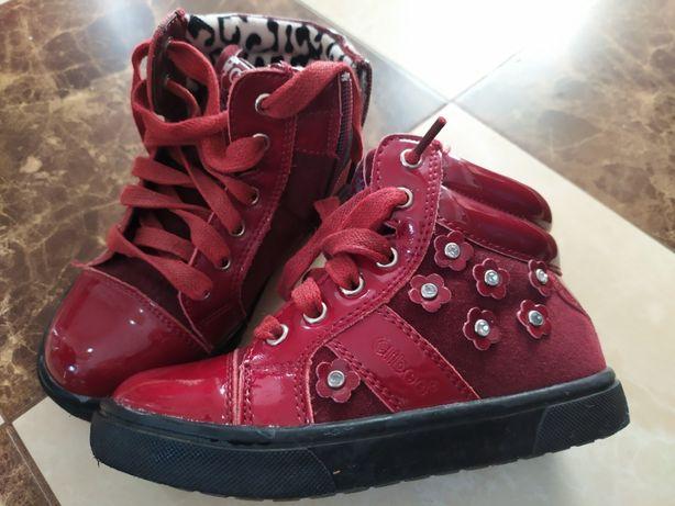 Buty dziecięce dla dziewczynki rozm. 28