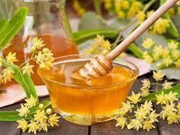 Мед золотарниковий, липа з різнотрав'ям з власної пасіки