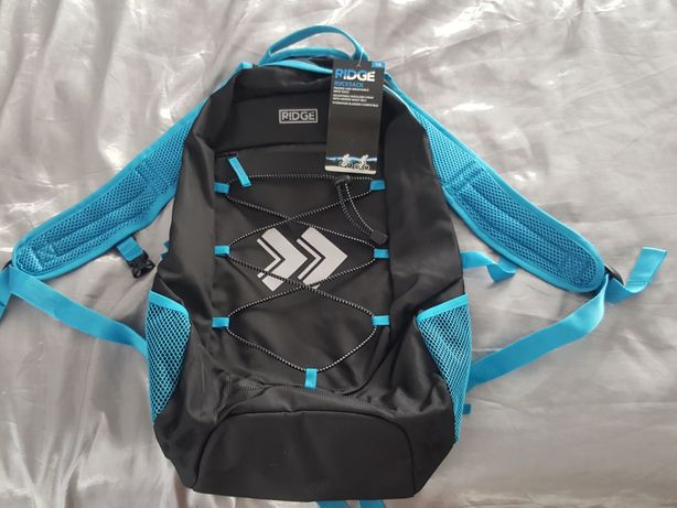 Nowy plecak na rower