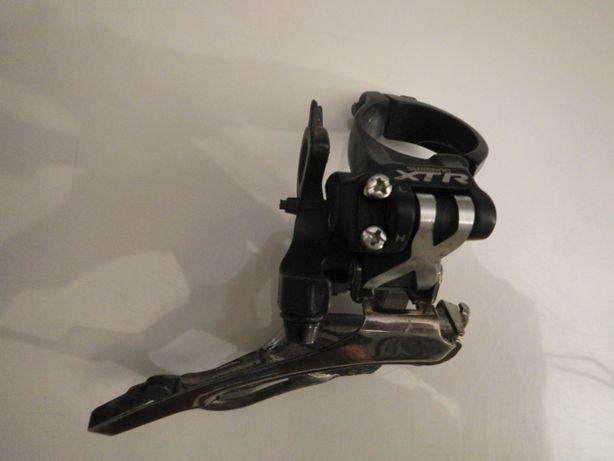 Przerzutka przednia Shimano XTR FD-M971 uszkodzona
