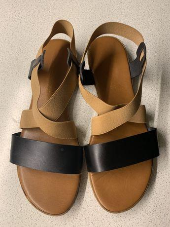 Sandały damskie r.40