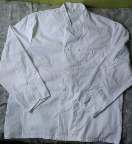 Ubranie dla piekarza, sprzedawcy itp., odzież robocza