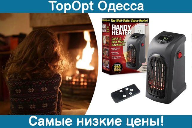 Портативный мини обогреватель Handy Heater 400 Вт дуйка дуйчик электро
