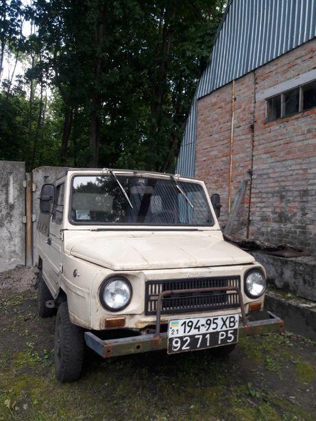 Продам автомобиль ЛУАЗ
