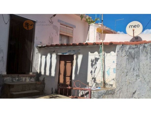 Casas Térrea para recuperar no Álamo , Alcoutim - Vista Rio
