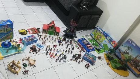 Playmobil bonecos coleção anos 70 80 e 90
