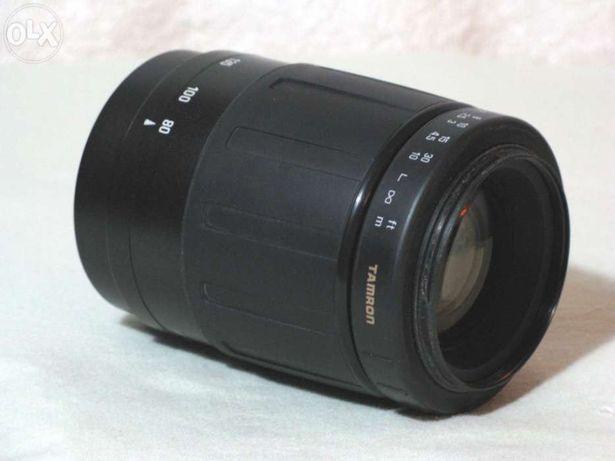Objectiva Tamron 80-210mm Sony/Minolta