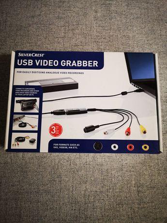 Konwerter sygnału USB video grabber SVG 2.0 Silvercrest