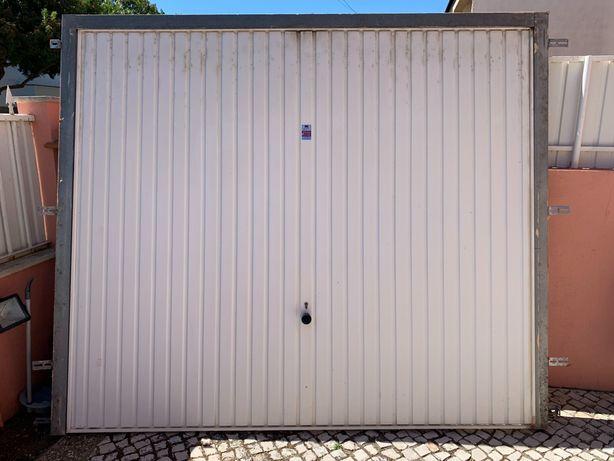 Portão de Garagem + Motor