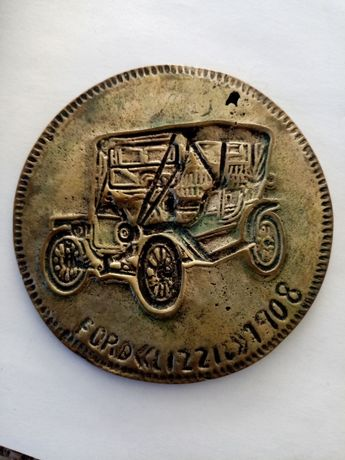 Medalha da Ford 1908