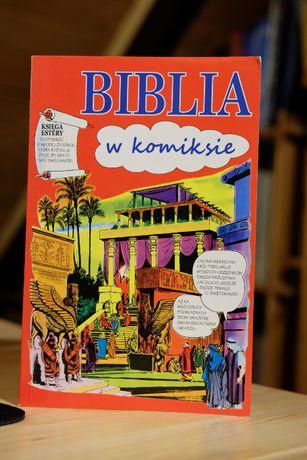 Biblia w komiksie - Iva Hoth, Andre Le Blanc