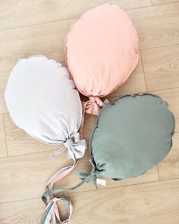 Poduszki balony. Dekoracja, handmade.