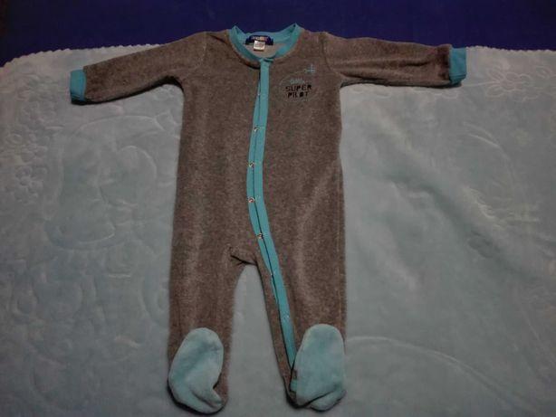pajac piżamka Lupilu 74