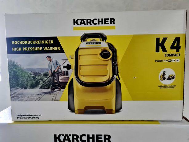 Мини мойка Karcher k4 compact карчер к4 к5 к7 міні мийка нова