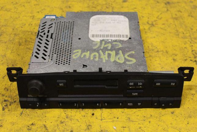 BMW E46 Radio PHILIPS Reverse Oryginał Sprawne z Gwarancją Części BMA