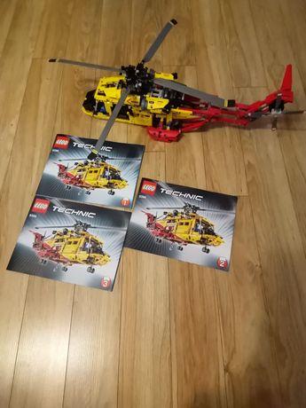 LEGO Technic 9396 Helikopter Ratunkowy