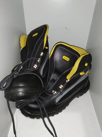 Buty skórzane r44