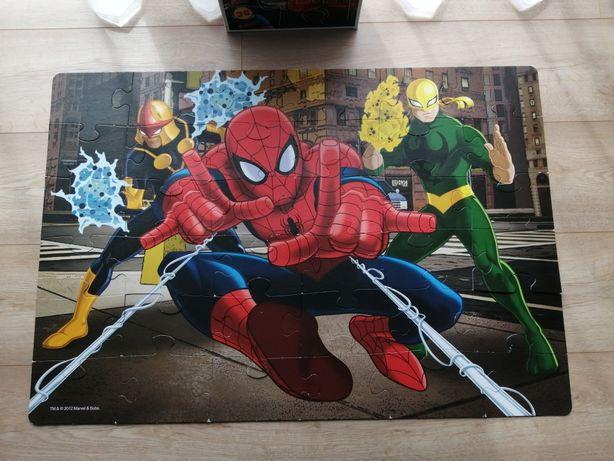 Puzzle gigant Spider-Man