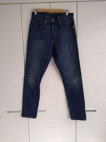 Jeansy Levi's damskie 501S skinny