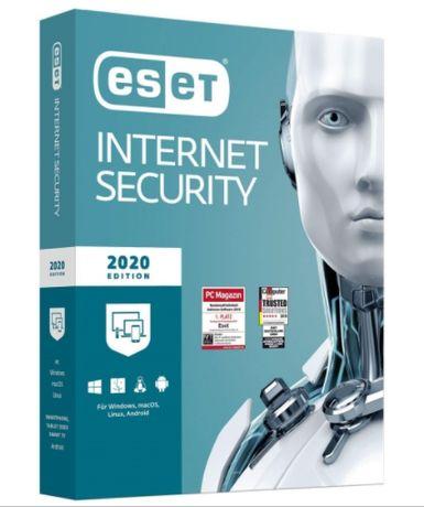 Antywirus Eset Internet Security 1 Rok