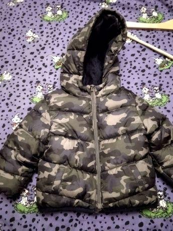 Курточка на осень теплая зима