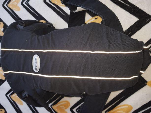 Nosidło baby bjorn plus okrycie polarowe oryginalne