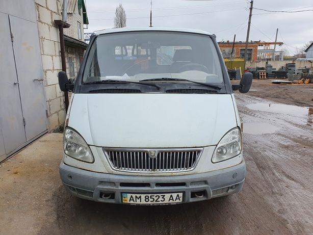 Газель ГАЗ 3302 дизель