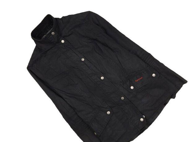Вощеная куртка barbour belstaff