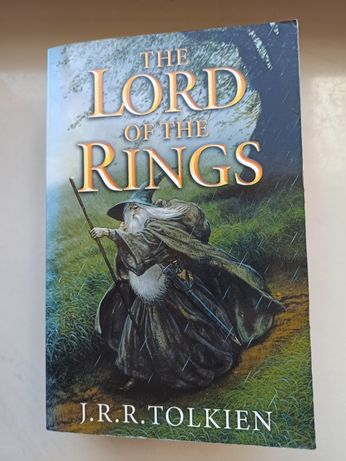 Lord of the Rings one volume Edition Harper Collins 1995
