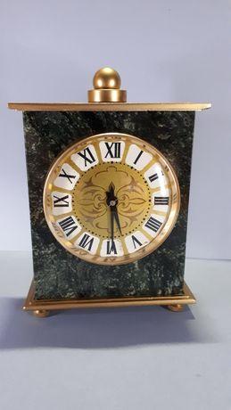 Zegarek zegar kominkowy ZSRR PRL unikat Mołnia Mołnija vintage
