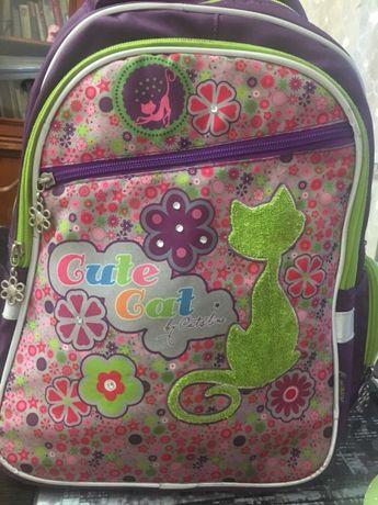 Яркий атомический рюкзак для девочек Kite