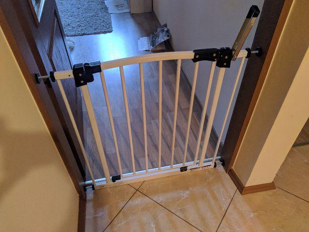 Bramka zabiezpieczająca do drzwi 73-82cm