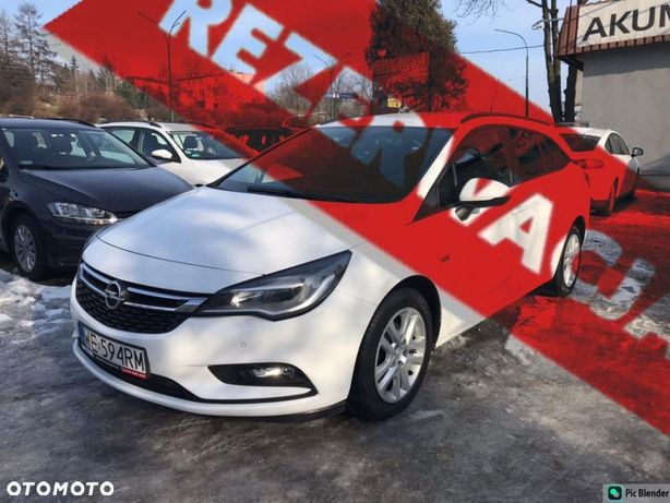 Opel Astra Salon Polska FV 23%, gwarancja