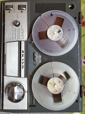 Magnetofon szpulowy PRL - ZK 145