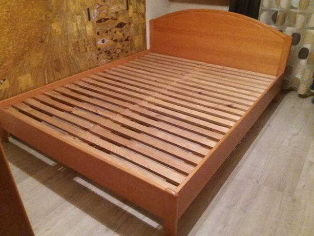 Łóżko kompletne z materacem 200x 160