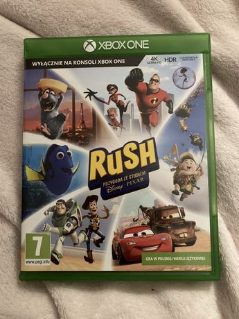 Gra Rush Xbox One