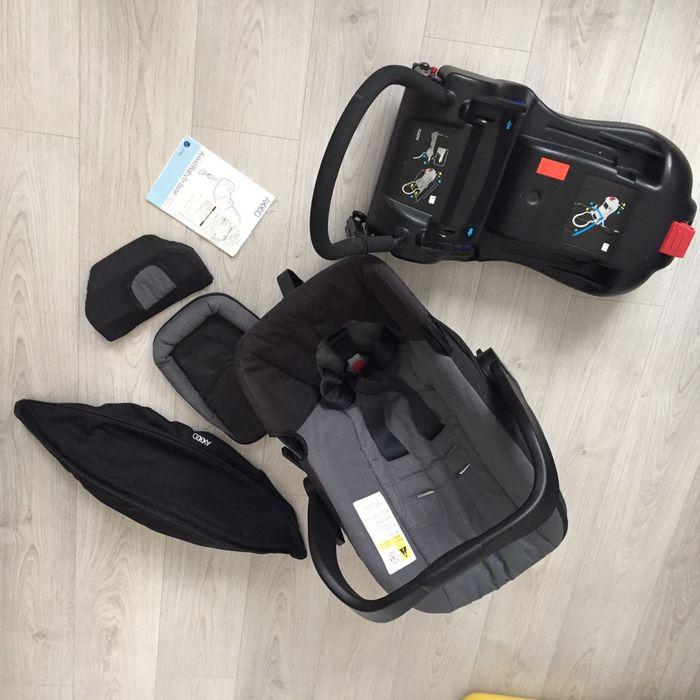 Fotelik samochodowy Axkid Babyfix 0-13 kg Poznań - image 1