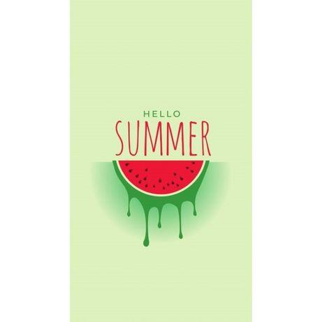 Ręcznik Plażowy Kąpielowy HELLO SUMMER 170 x 85 cm